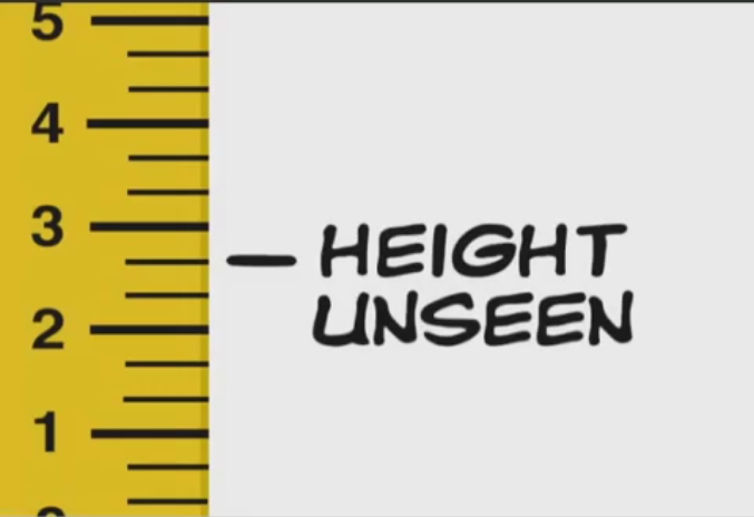 Height Unseen
