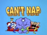 The Justice Friends: Can't Nap