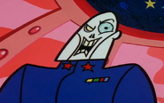 Commander Claw Klink