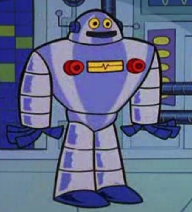 Crazy Robot