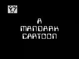A Mandark Cartoon