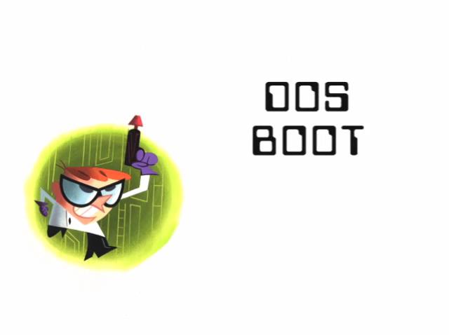 Dos Boot