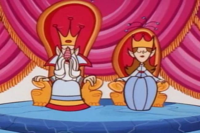King and Queen of Koosland