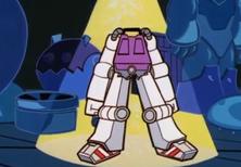 Vacant DexTransformer in Gooey Aliens