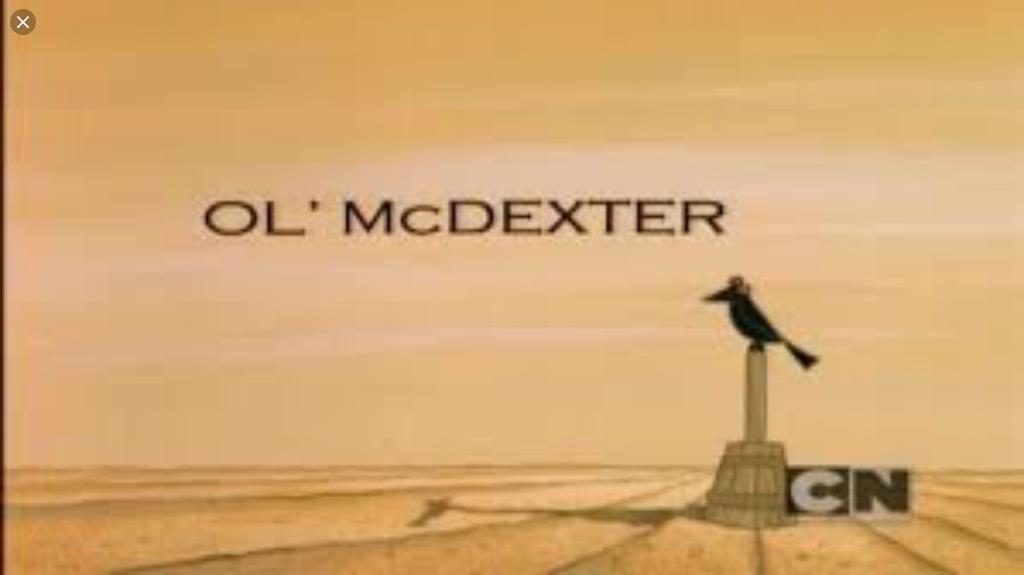 Ol' McDexter