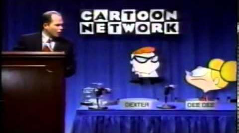 Dexter's Laboratory Promo- Lab Coat (1998)