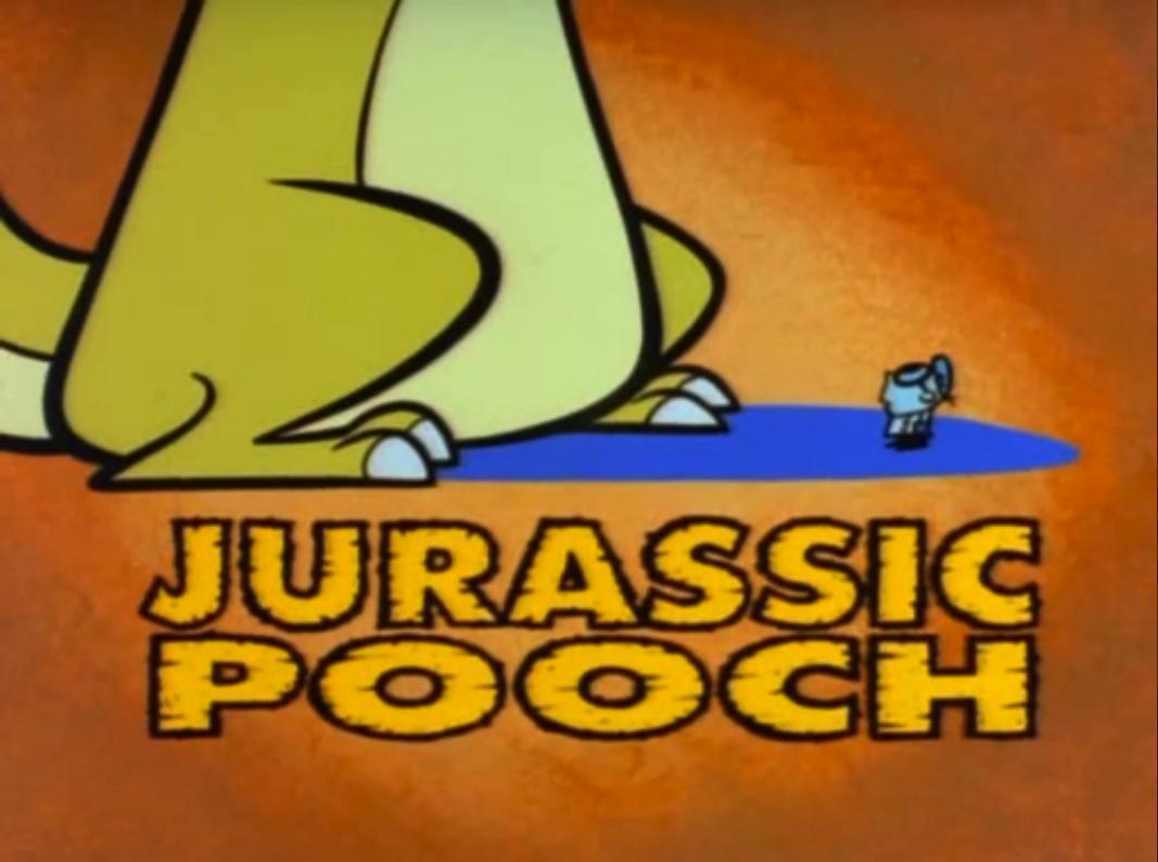 Jurassic Pooch (episode)
