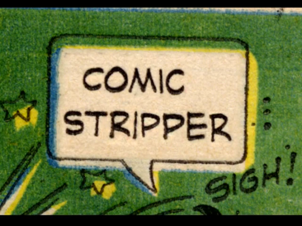 Comic Stripper