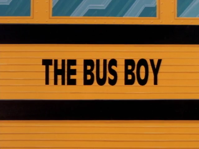 The Bus Boy