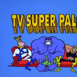 The Justice Friends: TV Super Pals