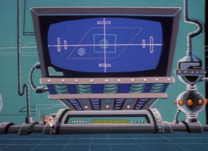 Quadraplex T-3000 Computer