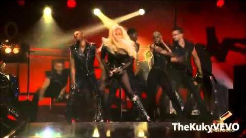 Lady Gaga - Judas (Live)-1