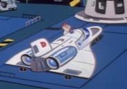 Dexter's Space Shuttle