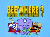 The Justice Friends: Bee Where?