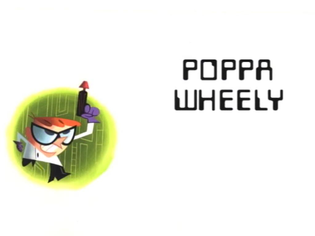 Poppa Wheely
