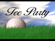 Tee Party card
