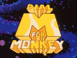 Dial M for Monkey