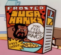 Frosted Suga Hanks