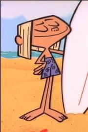 Dexter's Lab Minor Characters - Surfer Boy).png