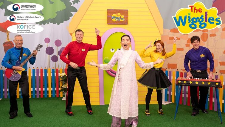 The Wiggles and Korean Cultural Centre: Episode 2 We're All Fruit Salad feat. Dami Im!