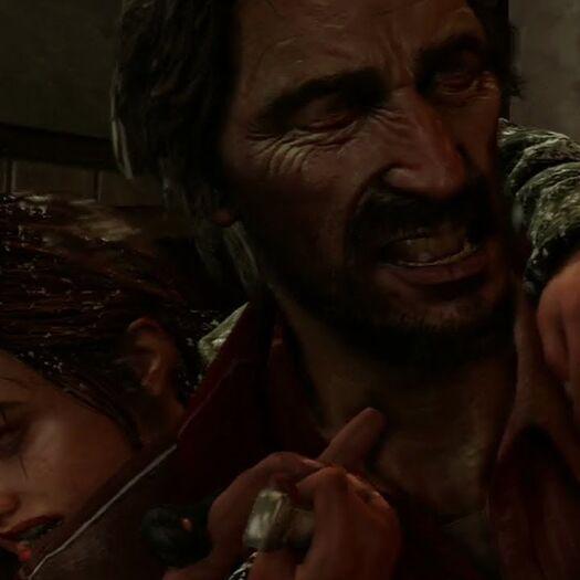 The Last of Us - Ellie Kills David