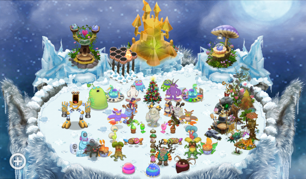 Cold island progress
