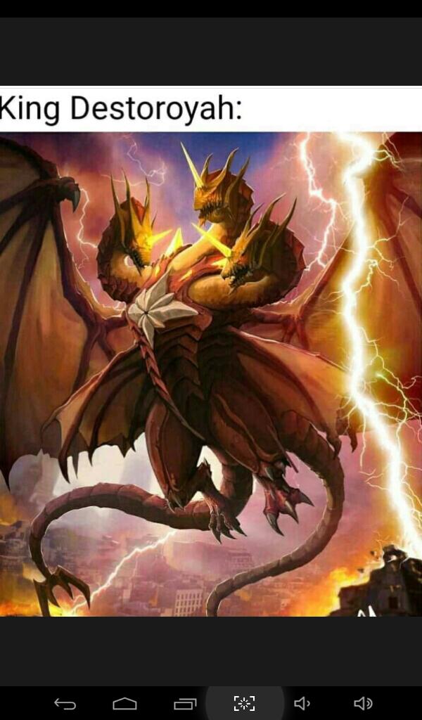 King Destoroyah