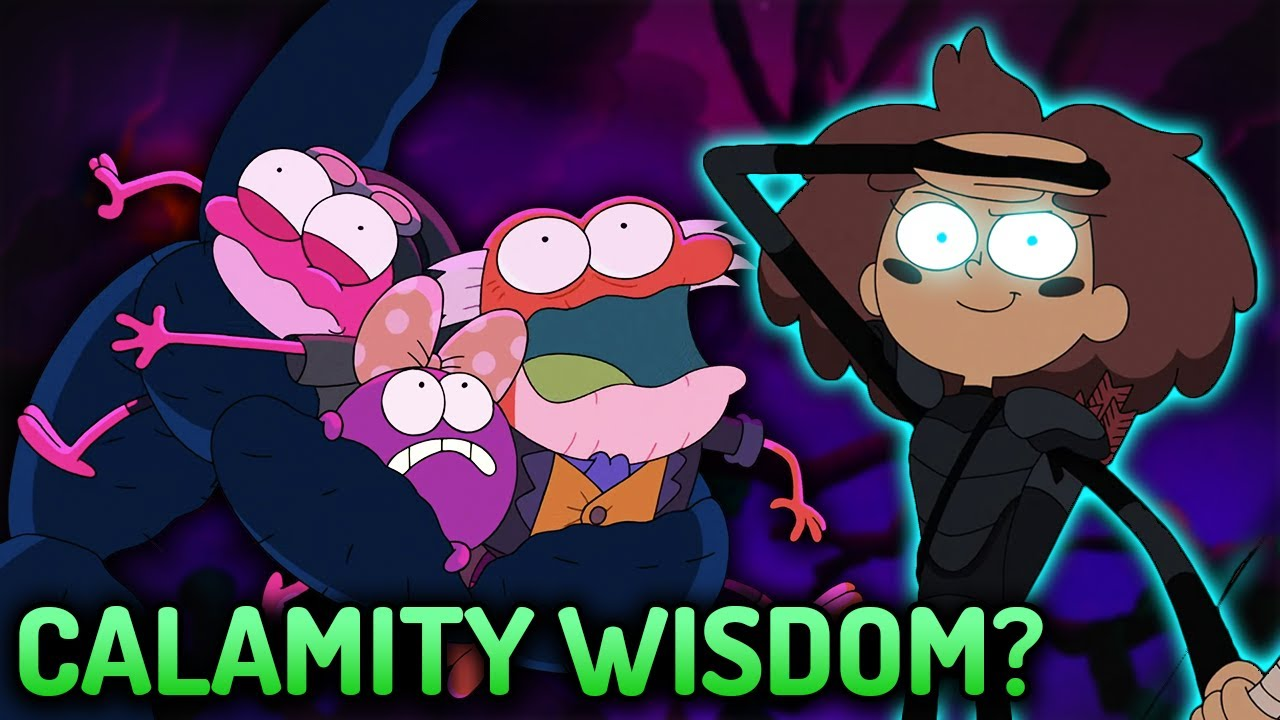 MORE Calamity Powers and Mystery Robo-Frog! Amphibia Season 2 Episode 2 Analysis