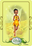 Tinkerbell adventures card - iridessa 2