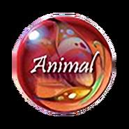 Talent bubble 4 - animal
