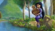 Disney Fairies Short How I Train Silvermist