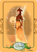 Tinkerbell adventures card - minister of autumn 2