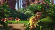 Disney Fairies Short- Hide and Tink