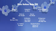 Pixie hollow bake off - credits