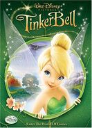 TinkerBell MovieCover