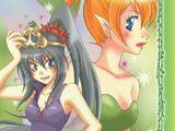 Vidia and the Fairy Crown (manga)