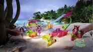 Palm Tree Cove Toy Commercial Disney Fairies JAKKS Pacific