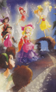 A dozen fairy dresses -48