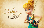 Tink- Pirate Fairy