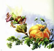 Pumpkin-plumping Talent