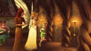 Tinker Bell And The Lost Treasure Bloopers - Accident