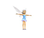 Tinker Bell (Nintendo DS Game) - Low Poly Model - Qana