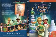 Pixie hollow bake off - dvd cover