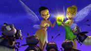 Film 1 Gluehwuermchen, Klara und Tinkerbell