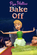Pixie hollow bake off - poster