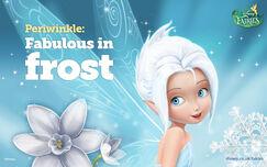 Disney Fairies Periwinkle Fabulous in Frost