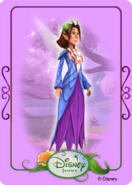 Tinkerbell adventures card - minister of spring 1