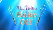 Pixie hollow bake off - intro