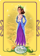 Tinkerbell adventures card - minister of spring 2