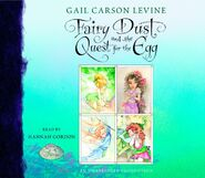 Fairy Dust and the Quest for the Egg - edition read by hannah gordon